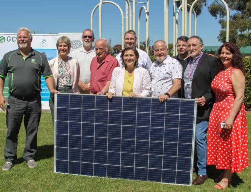 Solar Donated to Regional Community Hall