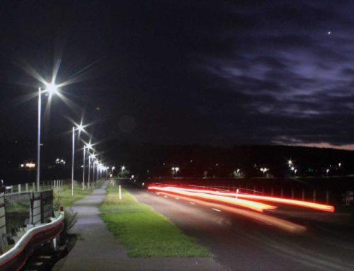 MEDIA RELEASE: Solar Pathway Lights up Yinnar Community